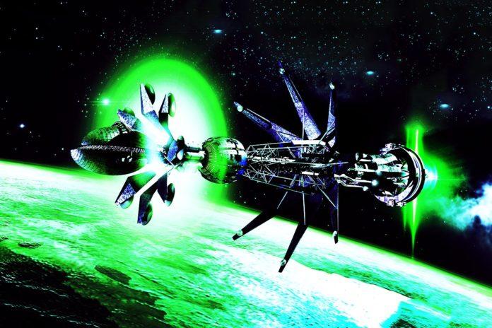 UFO Damaged SpaceX Rocket; NASA is silent Clapway