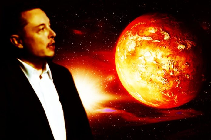 Elon Musk - the Founding Father of Mars